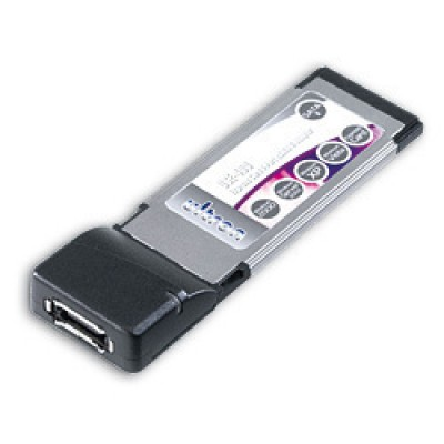 Ultron ExpressCard e-SATA (1x) USE-400