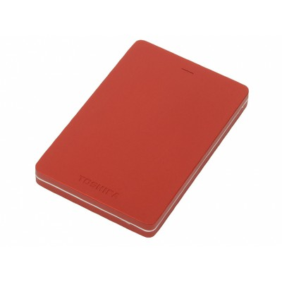 Toshiba Canvio Alu 1TB Red