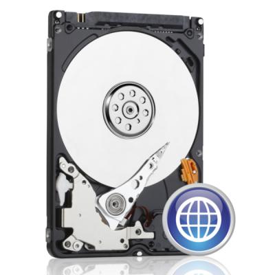 Western Digital 500GB BLUE 8MB 7MM