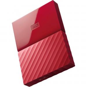 Western Digital My Passport 3TB Red (2016)