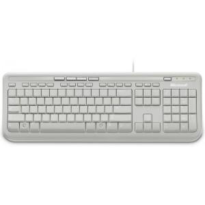 Microsoft Wired Keyboard 600 White