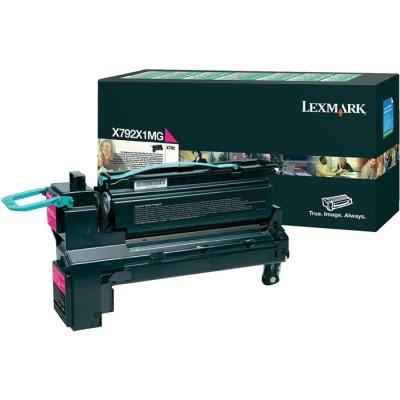 Lexmark X792X1MG Magenta