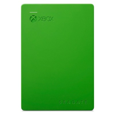 Seagate Game Drive For Xbox 4TB Green
