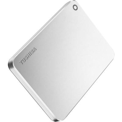 Toshiba Canvio Premium Mac 1TB Silver