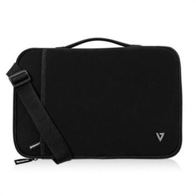 """V7 12.2"""" Laptop Sleeve CSE12HS-BLK-9E"""