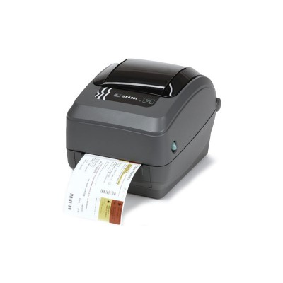 Zebra GX430t Desktop Printer (GX43-102522-000)