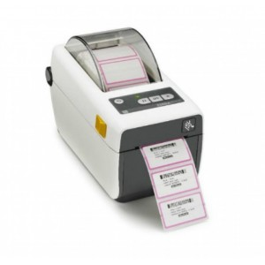 Zebra ZD410 Healthcare Desktop Printer (ZD41H23-D0EE00EZ)